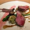 レストラン アベー - 料理写真:オーストラリア産仔羊ロースト