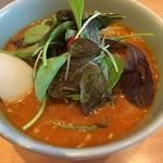 担々麺 辣椒漢 - 坦々麺(汁あり)