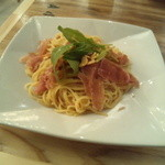 SHIBAURA GRILL - パスタ食べたよ