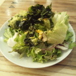 SHIBAURA GRILL - サラダだよ