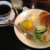はるる cafe - 料理写真:ブレンドコーヒー 380円税込とモーニングセット