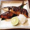 邦右衛門 - 料理写真:オススメ 秋刀魚肝漬け炙り焼き