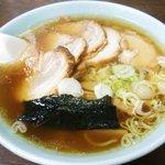 橘食堂 - 料理写真:チャーシュー麺