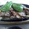 松の実 - 料理写真:ジンギスカン定食     860円