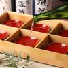 でんのしおり - 料理写真:他にはない6種の利き酒セット