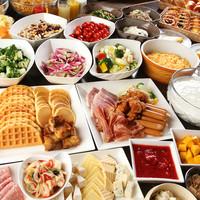 宿泊される理由の1つ、「朝食がとても美味しいから」。