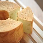 コッコテラス - 料理写真:たまご屋さんのシフォンケーキ