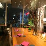 キッチンさくらい - 大きなテーブル席