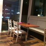 キッチンさくらい - テーブル席