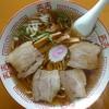 かど屋食堂 - 料理写真:ラーメン(¥550税込み)