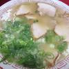 大ちゃんラーメン - 料理写真:デフォルトのラーメンは450円です。今回は、チャーシューが美味しかったことを思い出して、チャーシューメン700円。