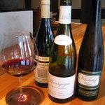 阿佐ヶ谷バードランド - 料理写真:焼鳥とワインのマリアージュ♪