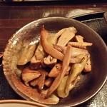 日ごろ - エリンギト筍の小鉢