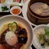 龍福小籠堂 - 料理写真:◆ジャージャー麺ランチ(1000円)