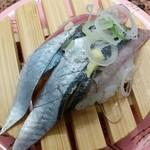 根室花まる - さんま(230円+税)