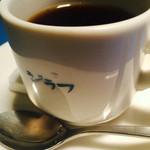 アスク ア ジラフ - ブレンドコーヒー 400円