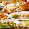 唐瓊家 - 料理写真:皮は北京ダックに、肉は炒めたり鍋にしたり。余さず全て使うのが中国四千年の技!