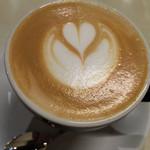 レックコーヒー - カプチーノ