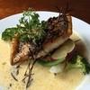 フロッグ フロッグ - 料理写真:真鯛のポワレ白ワインとクリームのソース