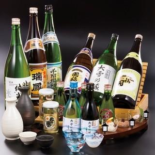 北海道の地酒たち