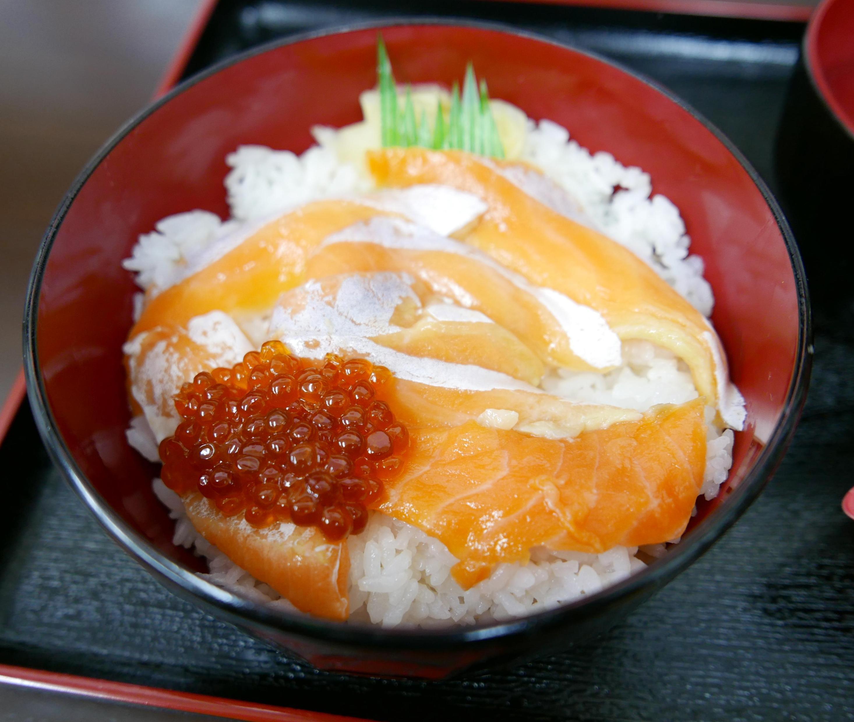 丼丸 京の魚河岸 三条店