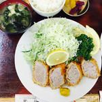 とんかつ赤城 - 料理写真: