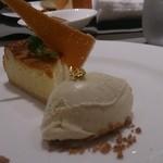44426286 - ベイクドチーズケーキ