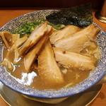磨きの町のラーメン屋 味我駆 - チャーシュー麺