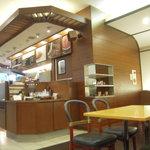 上島珈琲店 - ゆったり店内