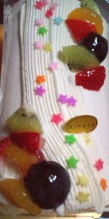ケーキ ヒナタ 王寺店