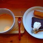カフェ シュトラッセ - 料理写真: