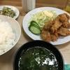 まつおか・お食事処 - 料理写真:かきフライ定食 600円