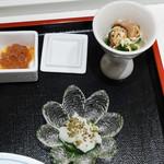 福遊庵 - ミニ小鉢