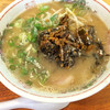 来愛麺屋 - 料理写真:高菜キムチラーメン大盛