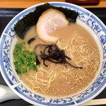 松 - 伝田郷味噌ラーメン・二年越し麦味噌700円