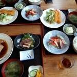 食事処 見晴 - 料理写真: