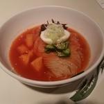 食道園 - 盛岡冷麺発祥の店の「食道園」さんで「冷麺 (900円)」