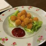 酔楽まる太 - 料理写真:2〜3個食べてからの写真で申し訳ありませんが  ^_^;