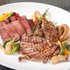 シー・ガーデン - 料理写真:肉盛り合わせ