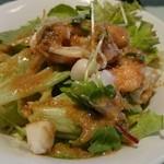 イルキャンティー - おいしいドレッシングのサラダ
