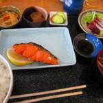 ふじ波 - おまかせ定食 ¥900