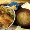 むら田 - 料理写真:穴子丼定食