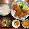 みつぼ - 料理写真:牡蛎フライ定食(990円)