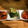 幸楽苑 - 料理写真:キムチなど盛り合わせ