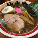 竹本商店 - 2015/11/13煮干しそば740円細麺