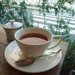 Kunitachi Tea House - 2杯目の温かい紅茶