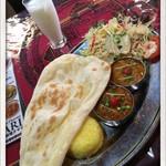 インド・ネパール料理 KUMARI - 2015.11