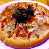 居酒屋 太郎 - 料理写真:おっさんピザ←名前の由来?おっさん63さんに聞いてみます…