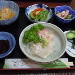 文福 - 料理写真:お造り定食♪