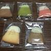 ゲートウェイフジヤマ - 料理写真:ショコラ・抹茶・ストロベリー・紅茶・バニラ(ホワイトチョコ)